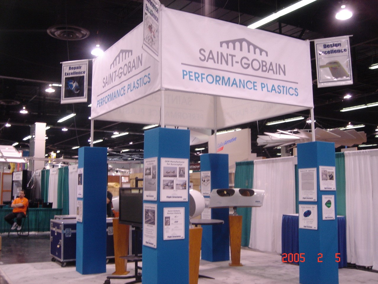 Trade Show Booth Examples : Trade shows for manufacturers guide
